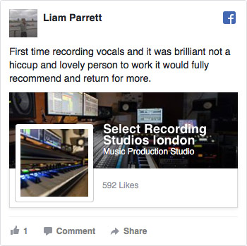 Facebook Recording Studio Review
