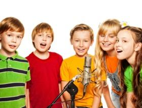 Kids Recording Experience Gift Voucher
