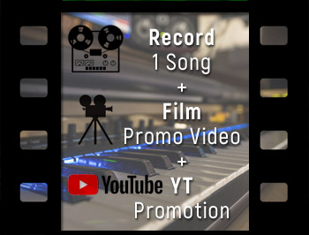 Recording and Video Gift Voucher