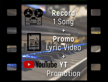 Recording and Video HipHop Voucher