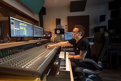 Producer Paul Miles