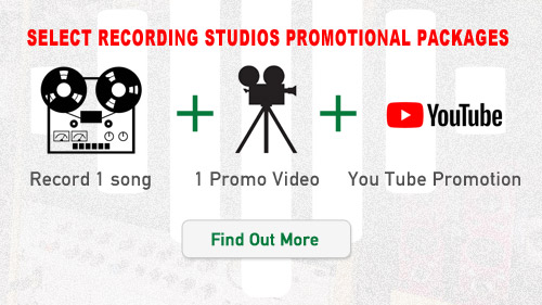 Promotional video packages